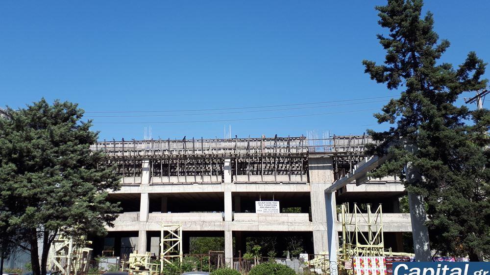 """Πότε """"ξεπαγώνει"""" το ημιτελές κτήριο της Βωβός στο Μαρούσι"""