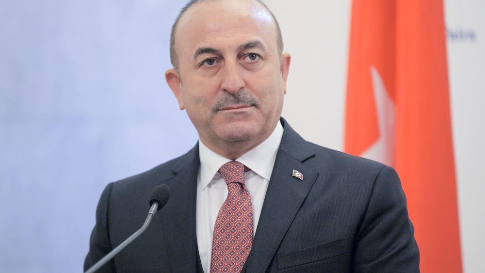 Τσαβούσογλου: Τουρκική αντιπροσωπεία θα μεταβεί σύντομα στη Μόσχα