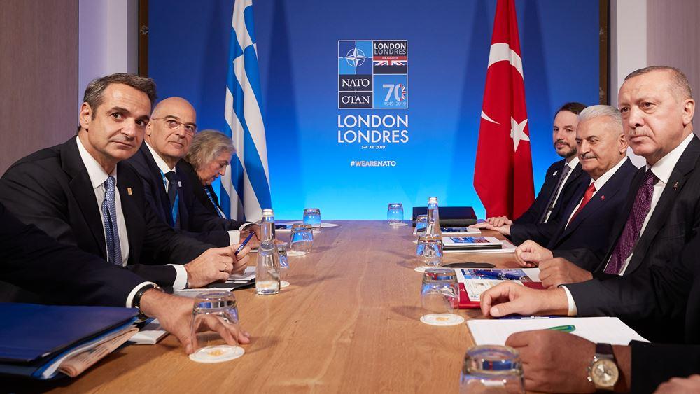 Κ. Μητσοτάκης: Είχαμε με τον Ερντογάν μια ανοιχτή συζήτηση - Κατεγράφησαν οι εκατέρωθεν διαφωνίες