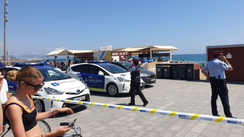 Βαρκελώνη: Εκκενώθηκε παραλία μετά τον εντοπισμό εκρηκτικού μηχανισμού