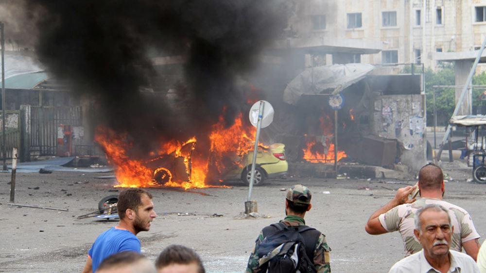 ΗΠΑ: Ο στρατός έπληξε θέσεις υποστηριζόμενης από το Ιράν παραστρατιωτικής οργάνωσης στο Ιράκ και στη Συρία