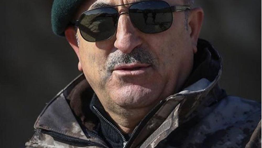 Τσαβούσογλου για Κυπριακό: Διαπραγματεύσεις μόνο με τις συνθήκες που θέλουμε