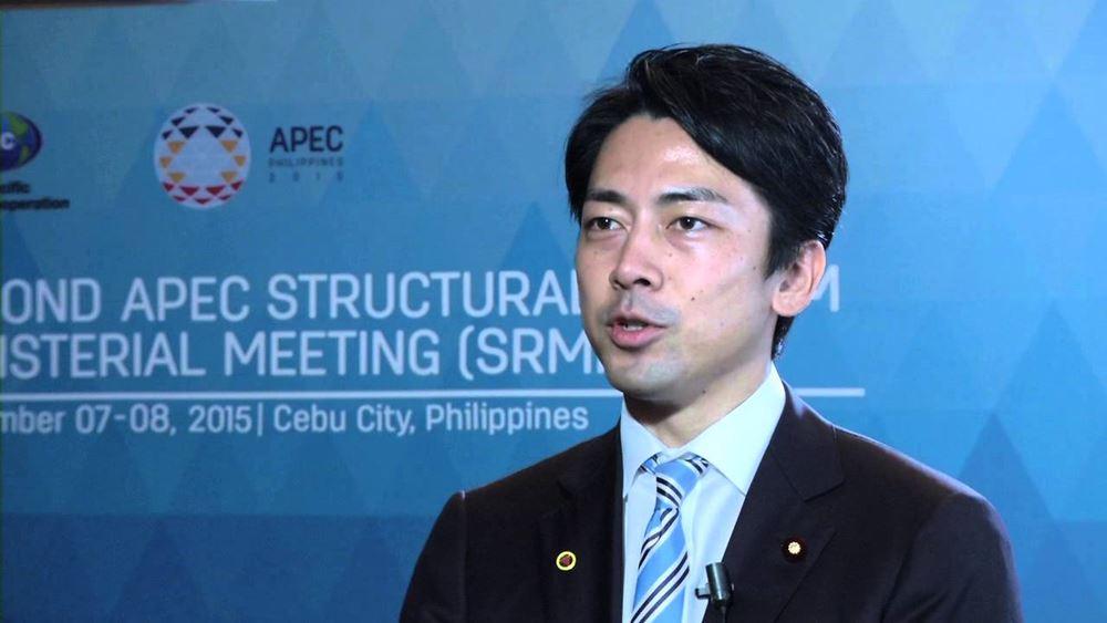 """Ο υπουργός ενέργειας της Ιαπωνίας υπόσχεται να κάνει τη μάχη για το κλίμα πιο """"σέξι"""""""