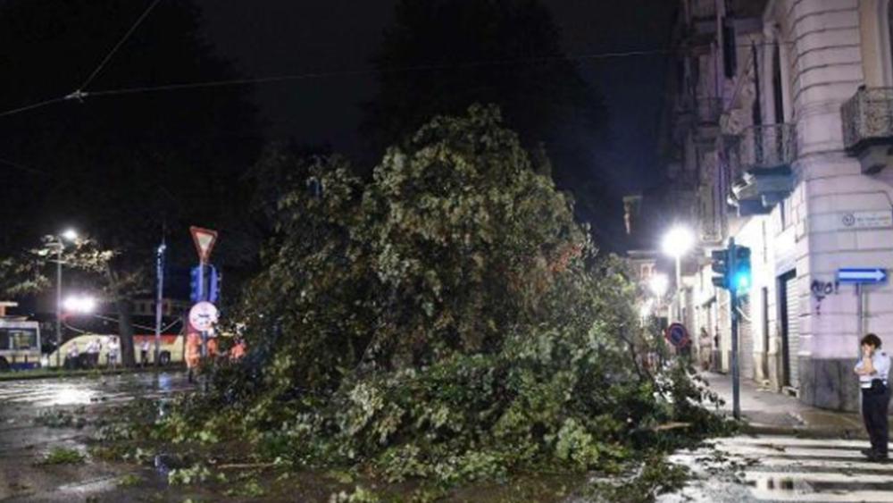 Ιταλία: Δύο νεκροί από το κύμα κακοκαιρίας στην Ιταλία