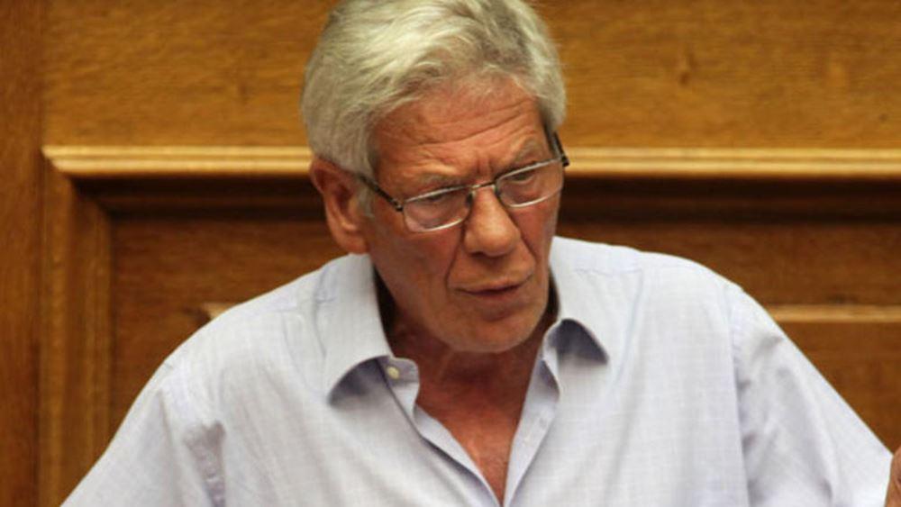 """Μ. Μπαλαούρας: """"Δούκες και οι Βαρόνοι της Φεουδαρχικής Ελλάδας"""" οι Δικαστές"""