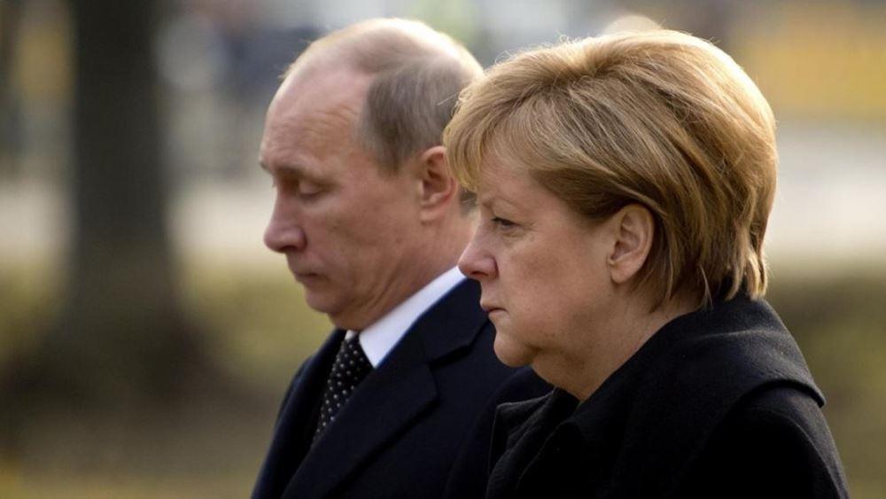 Μέρκελ: Η λευκορωσική κυβέρνηση πρέπει να αποφύγει τη βία και να αρχίσει εθνικό διάλογο