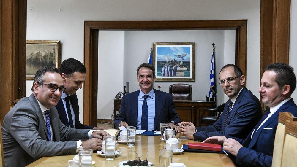 Κ. Μητσοτάκης: Θα υλοποιήσουμε αλλαγές στον χώρο της Υγείας προς όφελος των Ελλήνων πολιτών