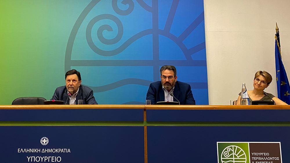 Υπουργείο Περιβάλλοντος: 200 εκατ. ευρώ για την ολοκλήρωση του πολεοδομικού σχεδιασμού της χώρας