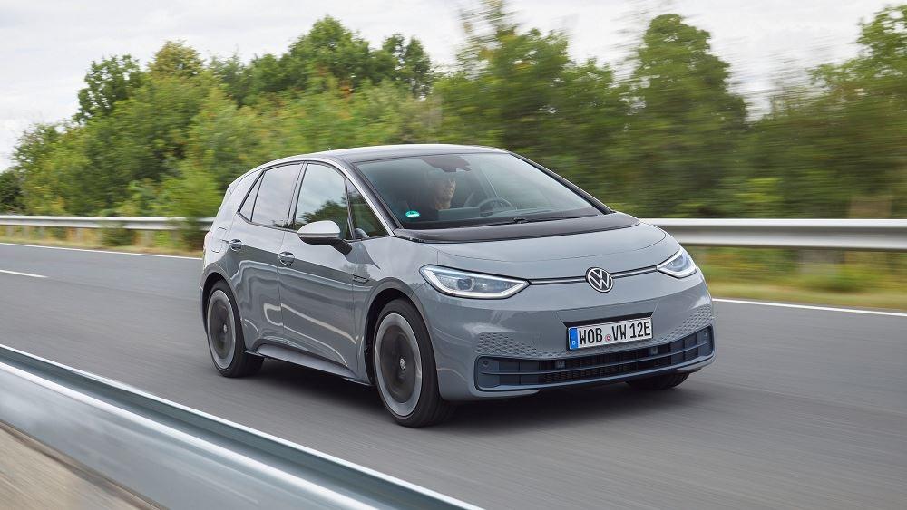 Οι τιμές του ηλεκτρικού Volkswagen I.D.3 στην Ελλάδα
