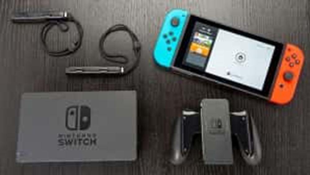 Αναβάθμισε τις εκτιμήσεις για τα λειτουργικά κέρδη η Nintendo
