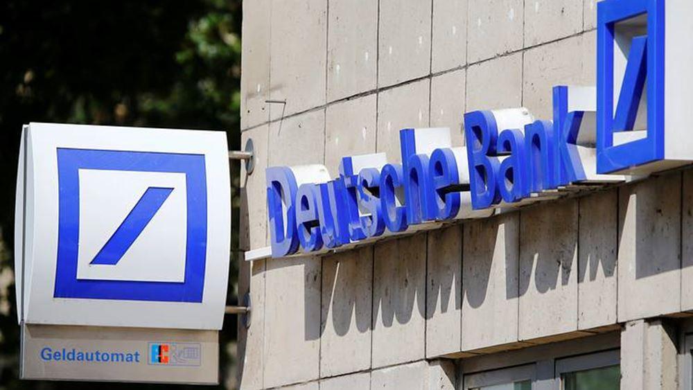 Deutsche Bank: Πιο πιθανή μια συνένωση σε ευρωπαϊκό παρά σε εθνικό επίπεδο