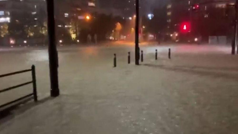 Νότια Κορέα: Μετά την Ιαπωνία, ο τυφώνας Χάισεν πλήττει την Νότια Κορέα