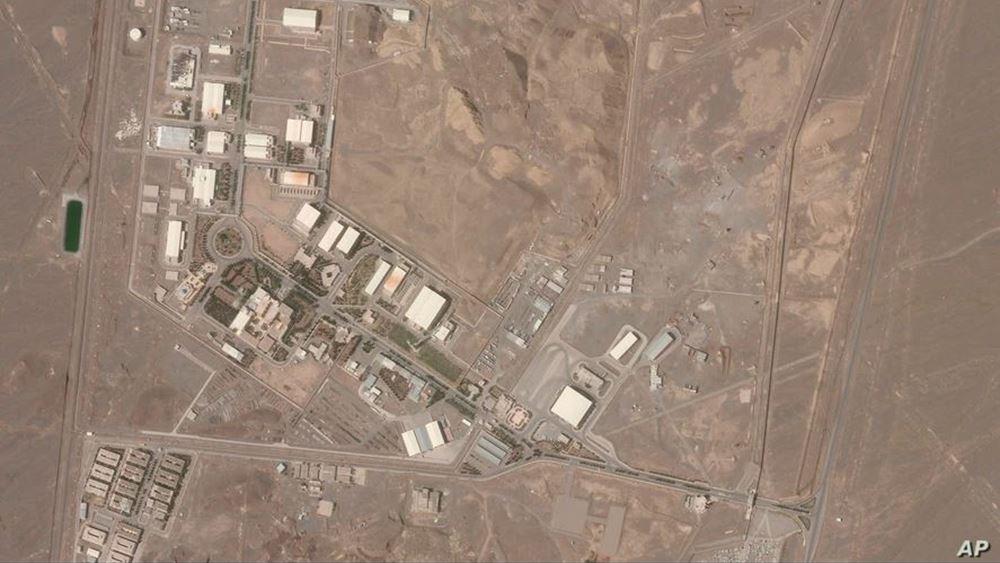 Ιράν: 'Ατύχημα' σε τμήμα του ηλεκτρικού δικτύου των εγκαταστάσεων εμπλουτισμού ουρανίου