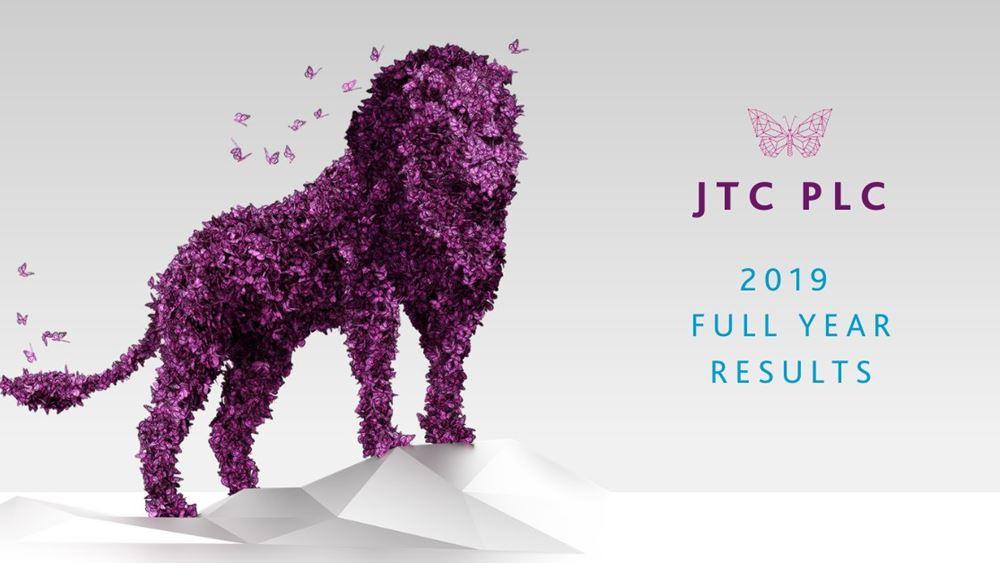 Αυξήθηκαν τα προ φόρων κέρδη της JTC Plc στο α΄ εξάμηνο