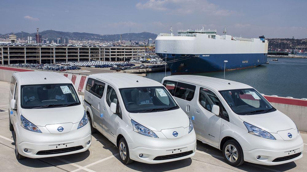 Ρεκόρ πωλήσεων για το Nissan e-NV200