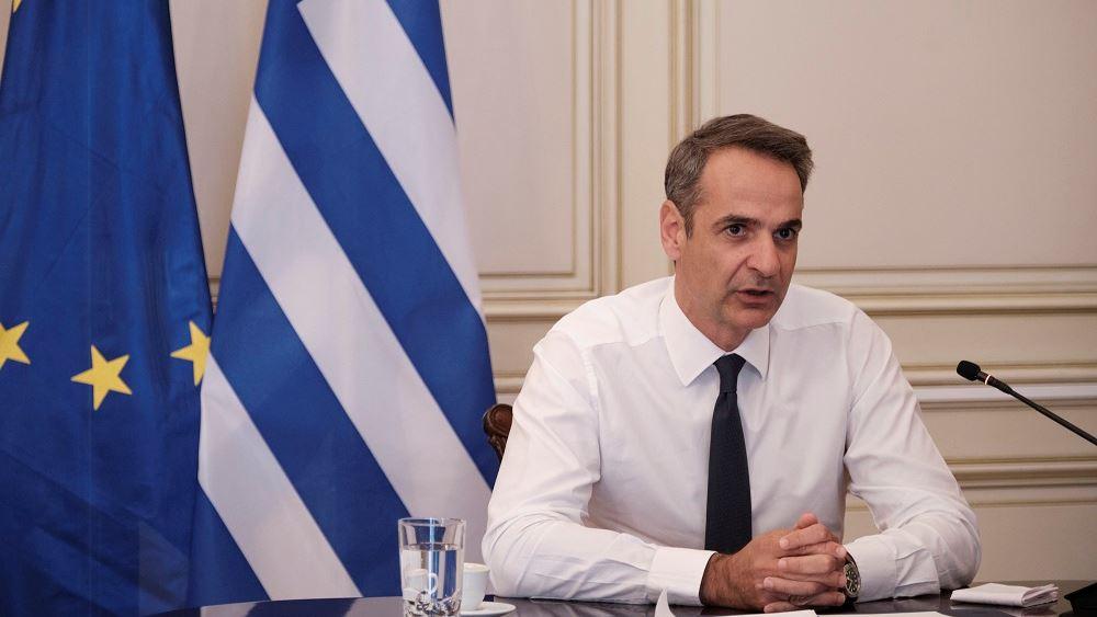 Μητσοτάκης στο Bloomberg: Η ανάκαμψη της Ελλάδας από τον κορονοϊό θα είναι ισχυρή