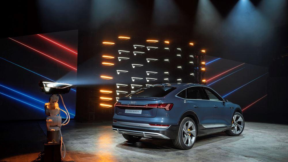 Νέο Audi e-tron Sportback