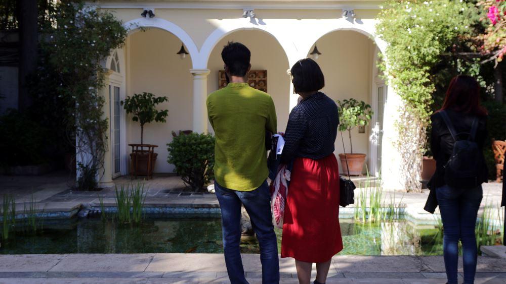 H βρετανική πρεσβευτική κατοικία ανοίγει για τρίτη χρονιά τις πύλες της στο κοινό