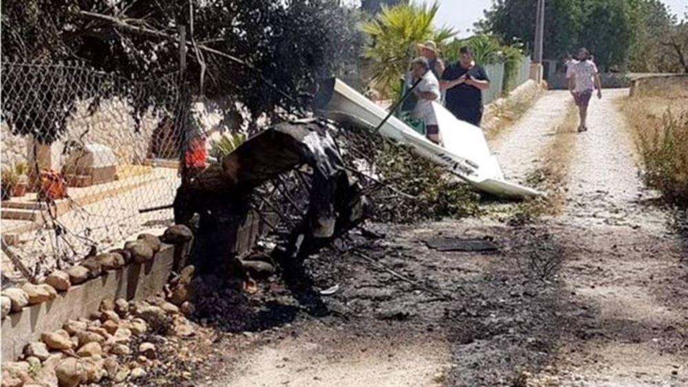 Ισπανία: Πέντε νεκροί σε σύγκρουση μικρού αεροσκάφους με ελικόπτερο
