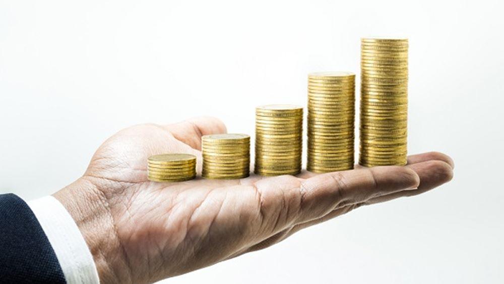 Στο 1,3% η ανάπτυξη στο γ' τρίμηνο - Κατώτερη των κυβερνητικών προσδοκιών