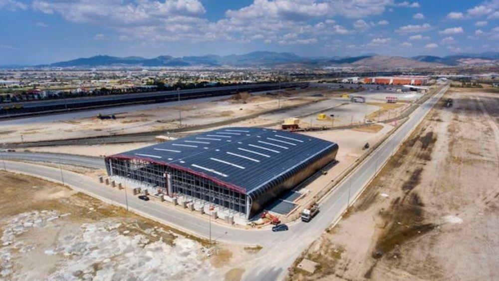 Goldair: Το 2020 η έναρξη κατασκευής του εμπορευματικού κέντρου στο Θριάσιο
