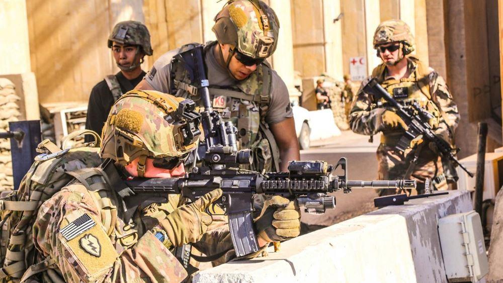 Reuters: Οι ΗΠΑ θέλουν να απομακρύνουν τις δυνάμεις τους από το Ιράκ - Διαψεύδει ο Έσπερ
