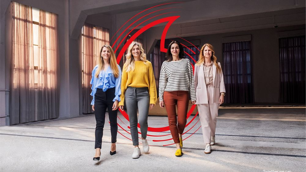 WomenInBusiness.Connected: Η Vodafone δίπλα στις γυναίκες επιχειρηματίες με δωρεάν υπηρεσίες για να αναπτύξουν την επιχείρησή τους