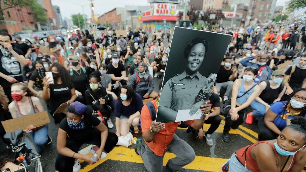 Breonna Taylor διαδηλωση