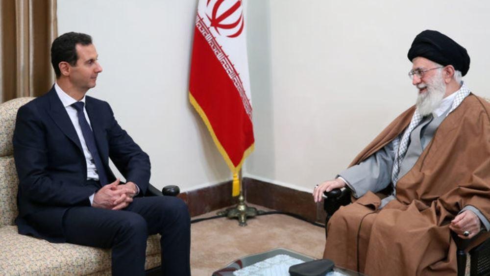 Στο Ιράν ο Άσαντ, για πρώτη φορά από το 2011
