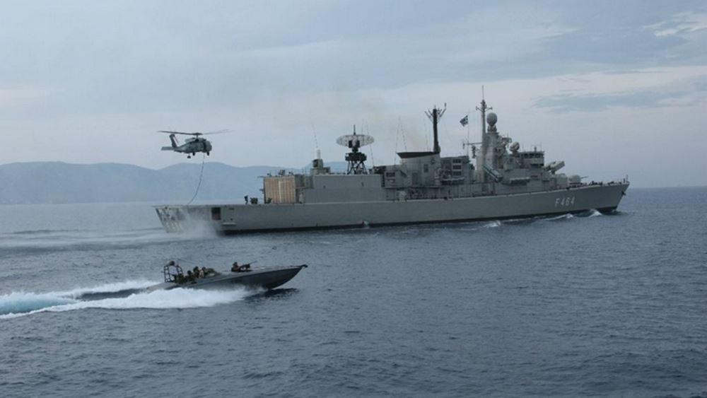 Η συνεισφορά των Ενόπλων Δυνάμεων στην αντιμετώπιση του κορονοϊού