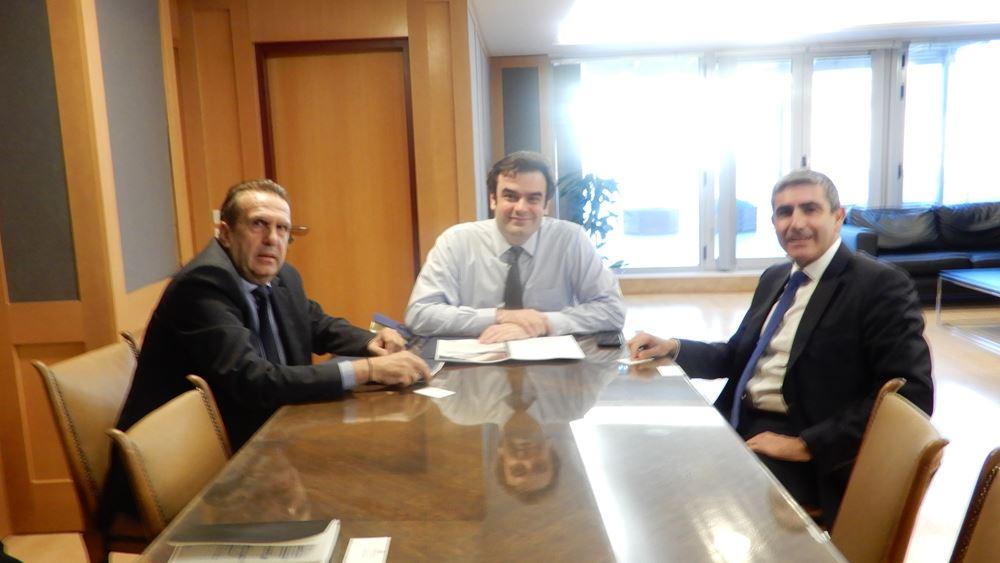 ΕΣΕΕ: Συνάντηση με τον υπ. Ψηφιακής Διακυβέρνησης Κ. Πιερρακάκη