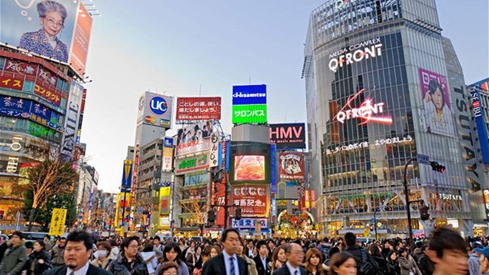 Ιαπωνία: Αυξήθηκε 6,3% ο τραπεζικός δανεισμός τον Μάρτιο