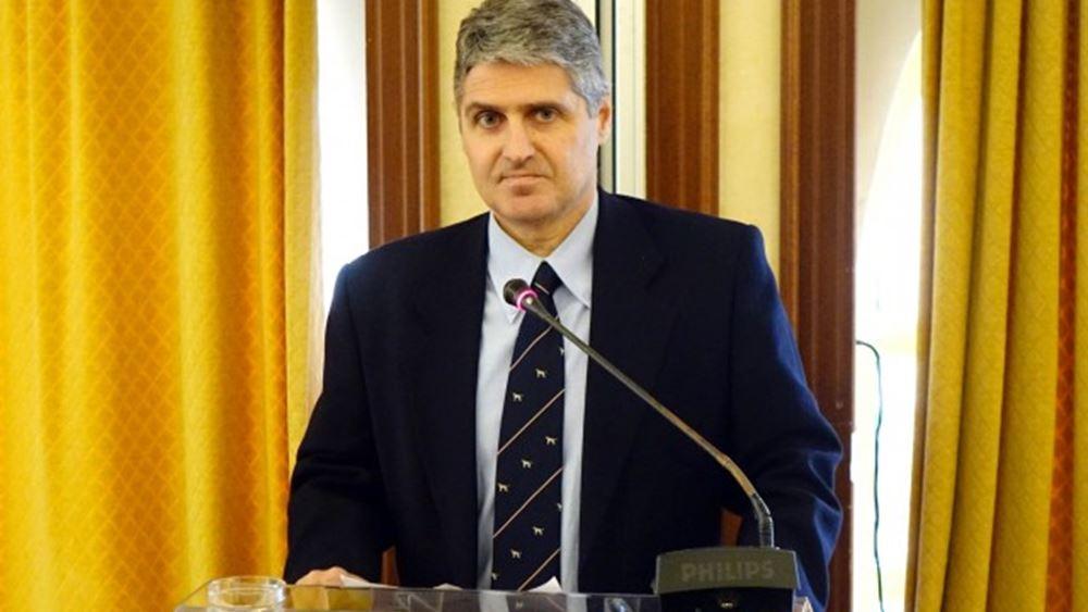 Θεσσαλονίκη: Ενημέρωση του προέδρου της ΕΞΘ στον Κ. Μητσοτάκη