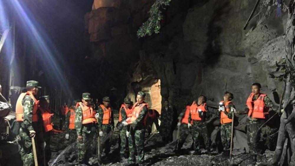 Κίνα: Τουλάχιστον 19 τραυματίες από σεισμό 5,4 βαθμών στην επαρχία Σετσουάν