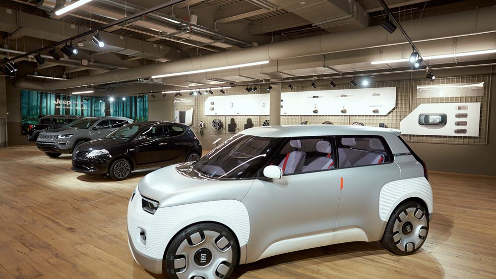 """Η FCA εγκαινιάζει το πρώτο """"πράσινο χωριό"""" της αυτοκίνησης"""