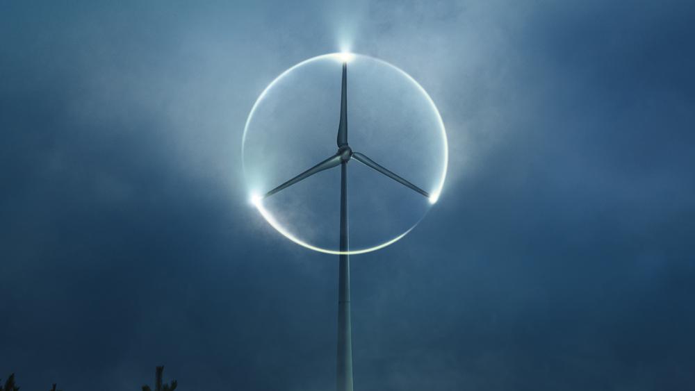 """""""Πράσινη"""" ηλεκτρική ενέργεια από το 2022 για την Mercedes"""