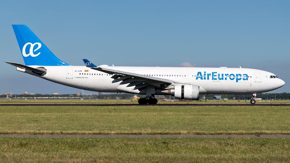 IAG: Εξαγοράζει την ισπανική Air Europa με μειωμένο τίμημα στα 500 εκατ. ευρώ
