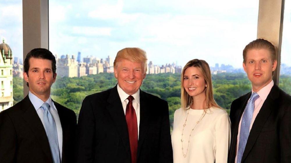 Πόσο πλούσια είναι τελικά τα παιδιά του Τραμπ;