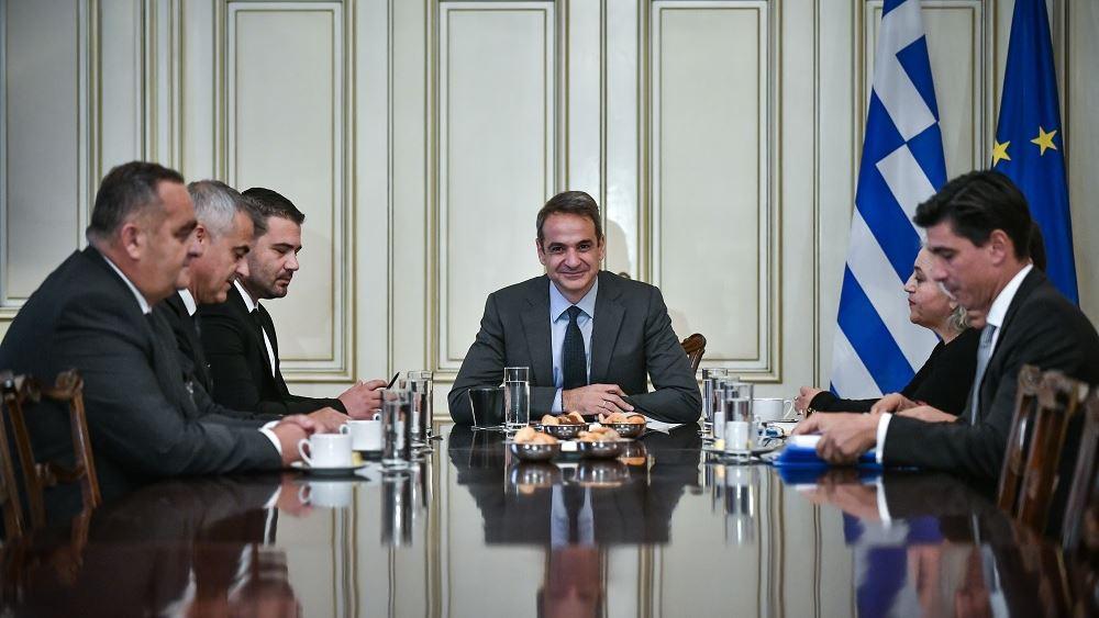 Κ. Μητσοτάκης: Βρισκόμαστε σταθερά στο πλάι της ελληνικής εθνικής μειονότητας