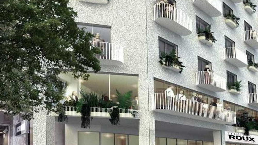 Προχωράει το νέο boutique hotel της Zoia στην Αιόλου