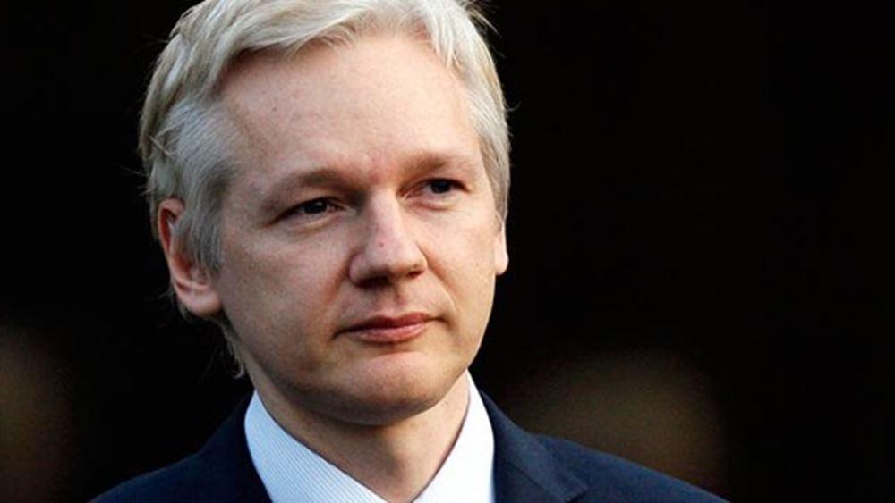Ισημερινός: Αρνείται ότι οι συνθήκες διαβίωσης του ιδρυτή του WikiLeaks στην πρεσβεία στο Λονδίνο επιδεινώνονται