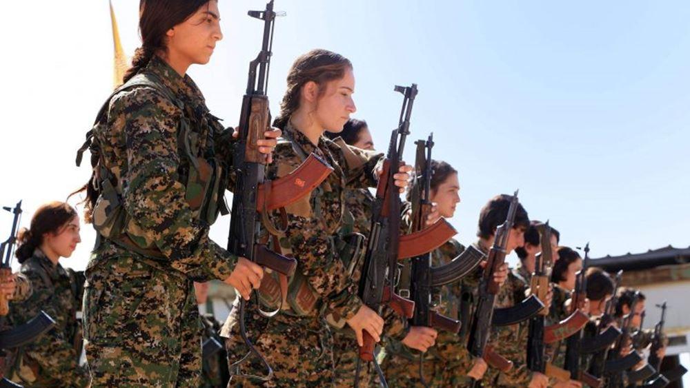 """""""Παγώνουμε"""" τις επιχειρήσεις εναντίον του ISIS, λένε οι Κούρδοι"""