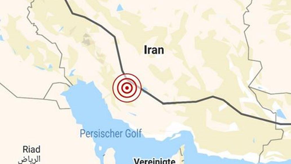 Σεισμός 5,4 Ρίχτερ έπληξε το νότιο Ιράν