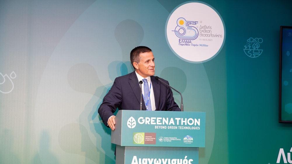 Οι νικητές του διαγωνισμού Greenathon |Beyond Green Technologies