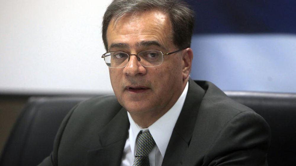 O Γκίκας Χαρδούβελης νέος πρόεδρος της Εθνικής Τράπεζας