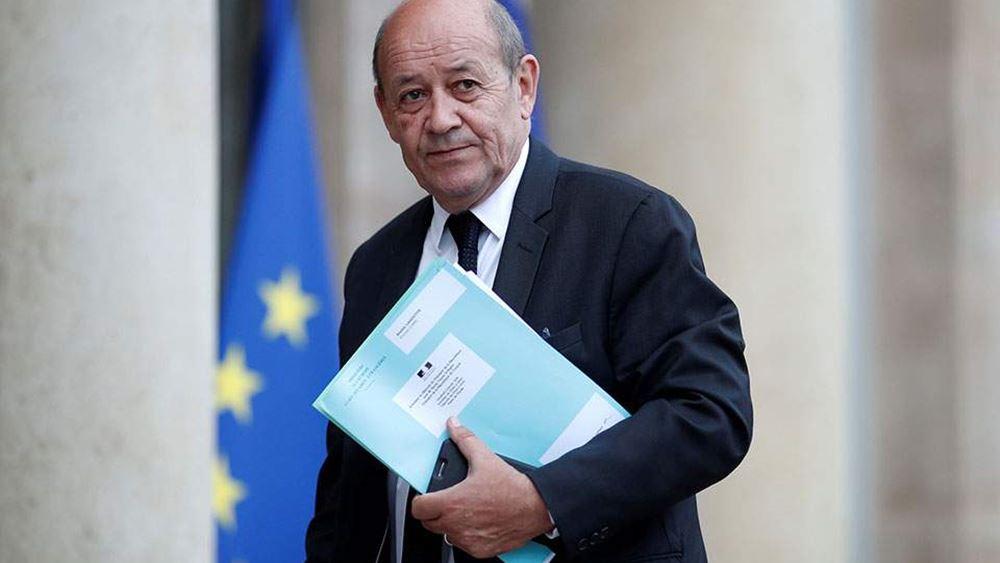 Γάλλος ΥΠΕΞ: Συμμερίζομαι την άποψη Μπάιντεν περί ανευθυνότητας του Ντ. Τραμπ