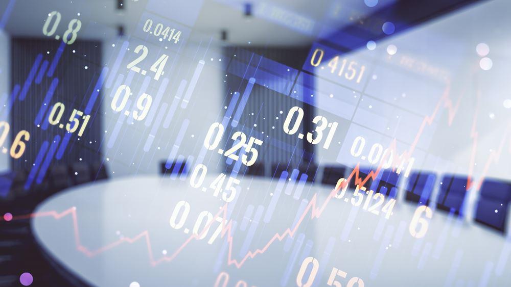 Χρηματιστήριο: Στις δημοπρασίες η απώλεια και των 910 μονάδων
