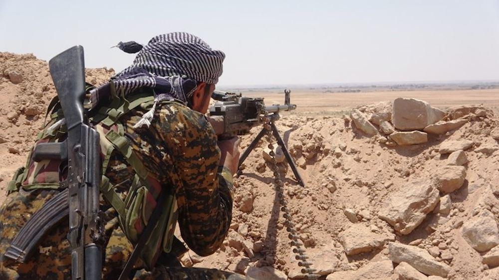 Συρία: Σε εξέλιξη σφοδρές συγκρούσεις κουρδικών- τουρκικών δυνάμεων