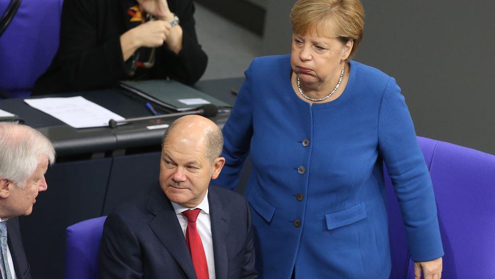 Η πολιτική κρίση στη Γερμανία έχει ξεκινήσει και θα είναι βραδυφλεγής