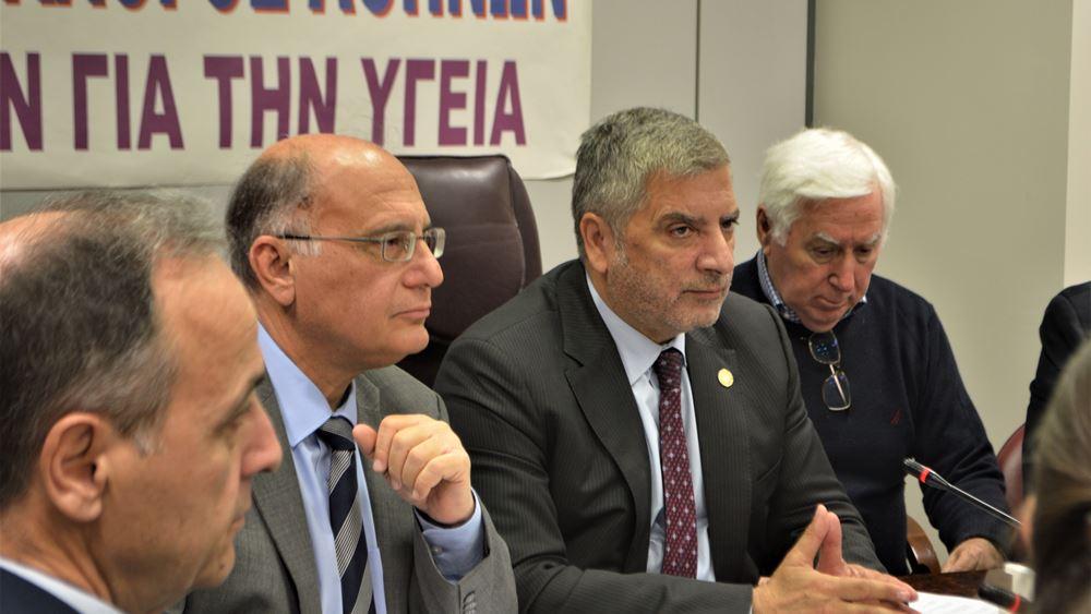 Ο ΙΣΑ απέστειλε 75.000 μάσκες και 75.000 γάντια σε 1.500 ιατρεία της Αθήνας